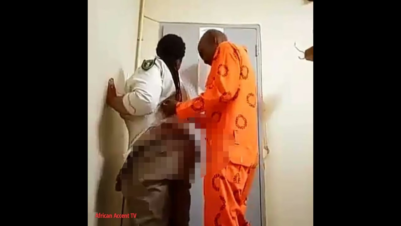 Download Female Prison Warder and inmate captured in Sexual Action in Kwazulu Natal Prison +18 Full video Pt2