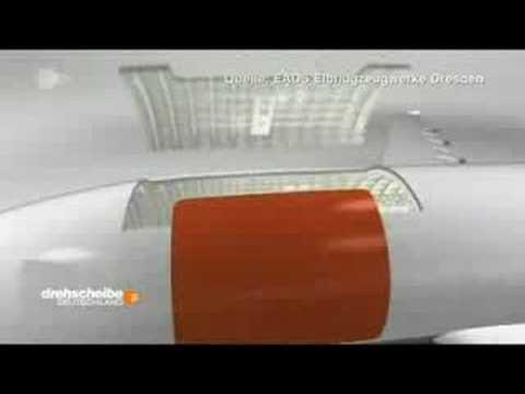 Elbe Flugzeugwerke im ZDF