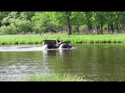 На переломке по озеру 1