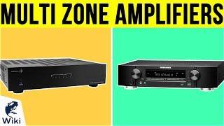 10 Best Multi Zone Amplifiers 2019