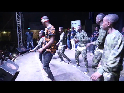 Triplets Ghetto Kids perform at the Street Jam with Eddy Kenzo thumbnail