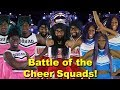 Battle of the Cheer Squads!