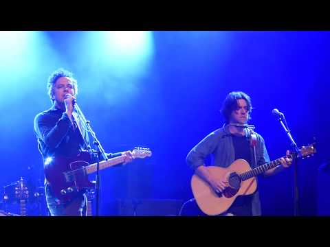 Conor Oberst & M. Ward - Lullaby + Exile @ Rivierenhof 14-08-2017