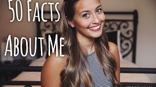 50 Facts About Me | Kristin Lauria