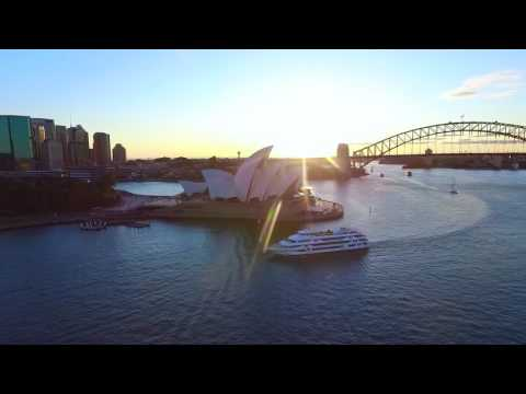 Sydney Harbour... from a new angle | Drone Compilation