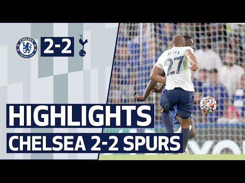 Lucas Moura and Steven Bergwijn meet at the SUPER comeback!  HIGHLIGHTS |  Chelsea 2-2 Spurs