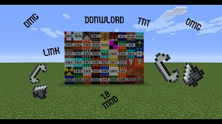 Too much TNT mod 1 8 Download