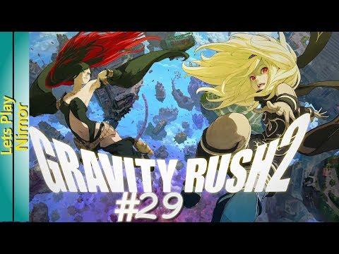 Gravity rush 2 Polizei Training #29