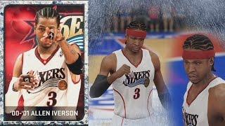 NBA 2K15 PS4 My Team - Diamond Allen Iverson!