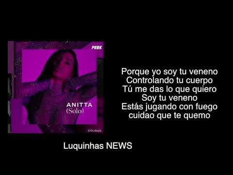 Lagu Video Anitta - Veneno  Letra/lyrics  Terbaru