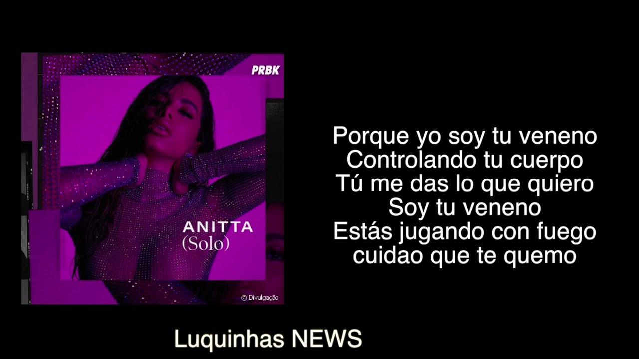 Anitta Veneno Letralyrics
