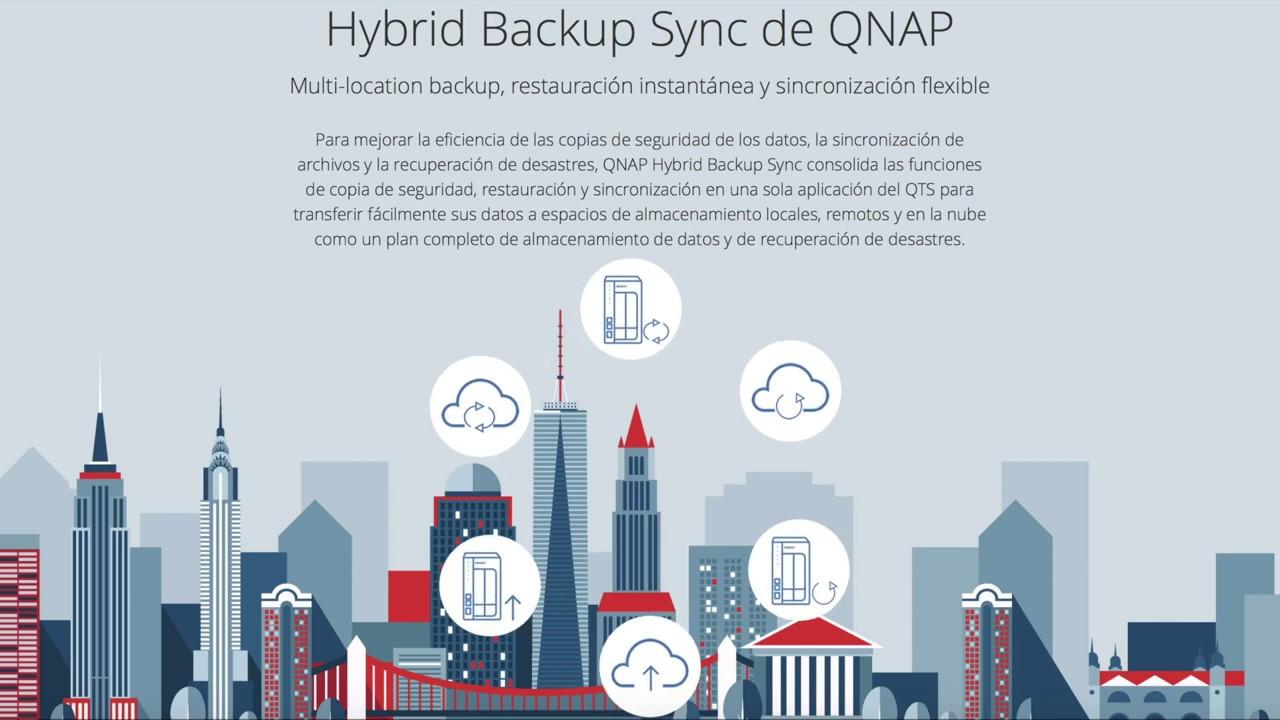 Hybrid Backup Sync & TimeMachine