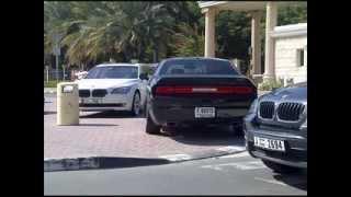 Voitures de luxe des étudiants de l'université américaine de Dubaï | Mecaniques.tn