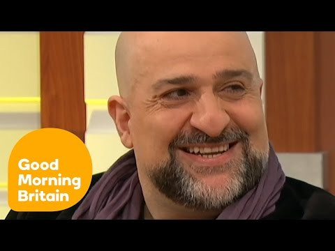 Omid Djalili on Donald Trump and Latest Comedy Tour 'Schmuck for a Night'  Good Morning Britain