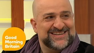 Omid Djalili on Donald Trump and Latest Comedy Tour 'Schmuck for a Night' | Good Morning Britain