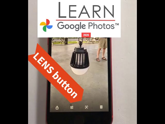 How Do I Use Google Lens ? Tutorial Video 667