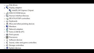 Скачать Intel G41 Graphic Driver For Windows 8 8 1 10