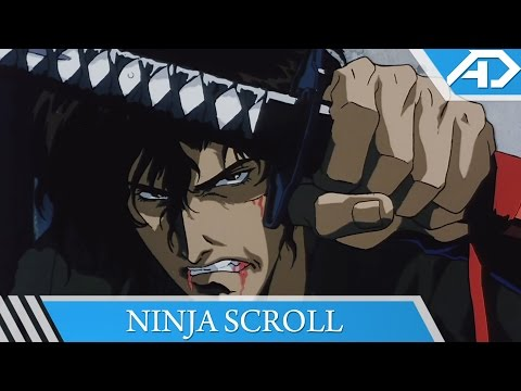 Ninja Scroll - MUST SEE CLASSIC - Anime Review #128