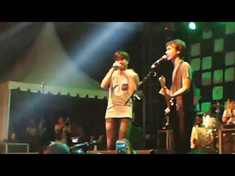 Pecaaahhh...  Lapang Dada - Sheila On 7 @Dreamland Concert UII