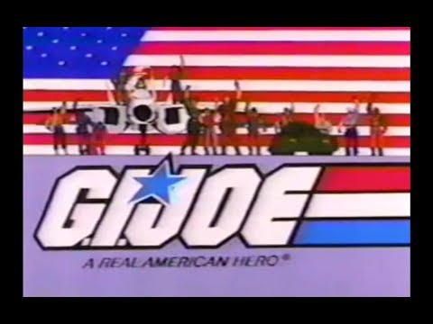 G I Joe Opening and Closing Credits and Theme Song