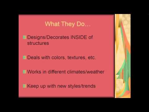 Interior Designing Career and opportunities