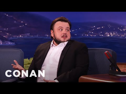 "John Bradley: You Don't REALLY Want To Hear ""Game of Thrones"" Spoilers   CONAN on TBS"