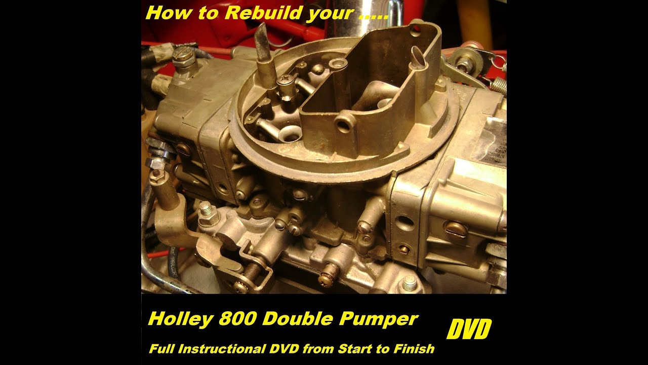 how to float adjustment on a holley carburetor [ 1280 x 720 Pixel ]