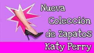 Conoce la nueva colección de zapatos Katy Perry