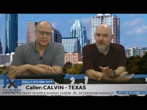 Problems with the Bible | Calvin – Texas | Atheist Experience 21.40