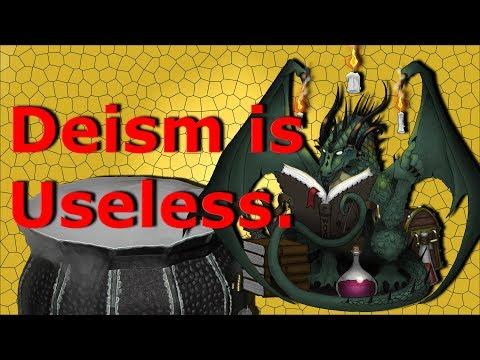 Deism is Useless