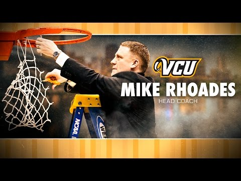 VCU Men's Basketball Head Coach Introduction