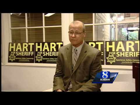 Jim Hart running for Santa Cruz County Sheriff