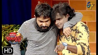 Chalaki Chanti&Sunami Sudhakar Performance | Jabardasth | 7th March 2019  | ETV Telugu