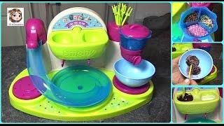 CAKE POPS FACTORY ★ Wir verschönern kleine Kuchen am Stiel ★ Kinderküche | Smoby Toys