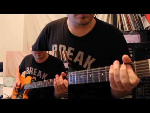 Troubled Times - Green Day (GUITAR COVER)