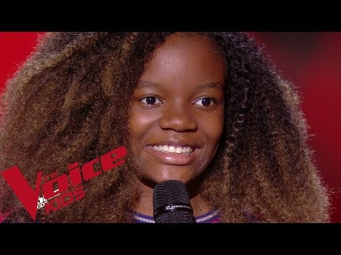 Dadju - Reine | Lisa |  The Voice Kids France 2019 | Blind Audition
