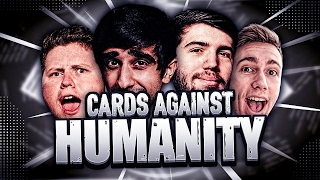 THE NEXT YOUTUBE DRAMA! - CARDS AGAINST HUMANITY