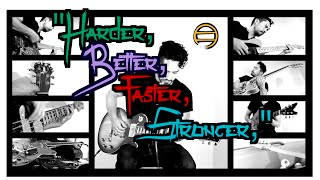 Harder, Better, Faster, Stronger - samuraiguitarist (Daft Punk Cover)
