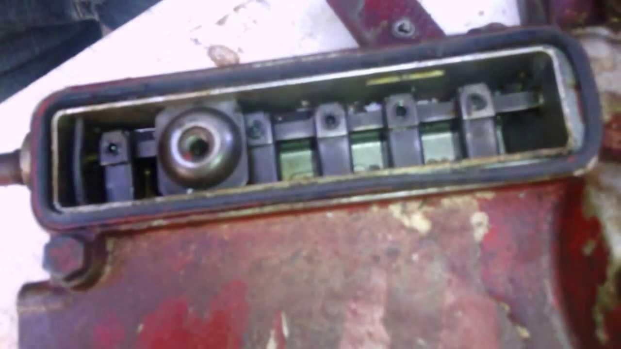 lehman Diesel Injector Simms Minimec Shut off for Essex oil filled cam  driven pump 1978 INTRO