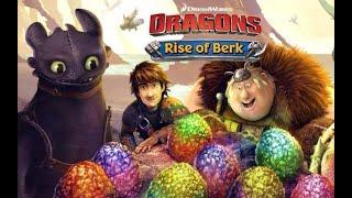 Dragons Rise of Berk v1.44.18 MOD APK – TAŞ HİLELİ
