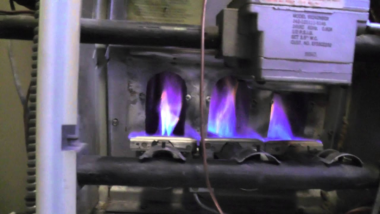 small resolution of 1986 carrier 58gp075 3 gas furnace operation after pilot repair