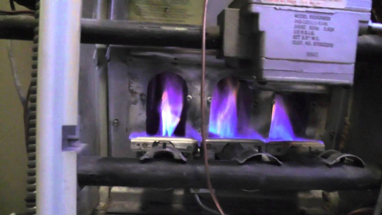 medium resolution of 1986 carrier 58gp075 3 gas furnace operation after pilot repair