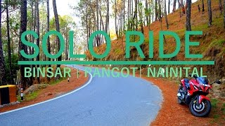 Solo Ride to Binsar | Pangot via Nanital
