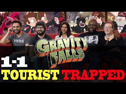 Gravity Falls - 1x1 Tourist Trapped -...