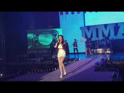 Elena Gheorghe - My kind of love,  Pana dimineata, Mamma mia - LIVE @ Media Music Awards 2014