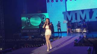 Elena Gheorghe - My kind of love, Pana dimineata, Mamma mia - LIVE Media Music Awards 20 ...