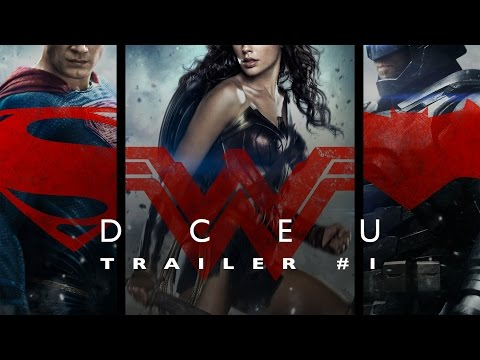 DC Extended Universe Trailer #1