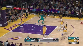 NBA 2K18 Play Now Online Hall Of Fame Tier Game 4