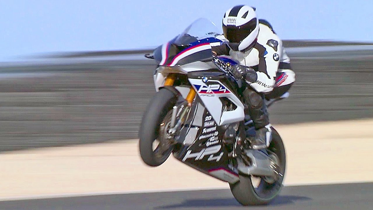 Racing Bike Bmw Hp4 Race (2017) Purebred Racing Bike - Youtube