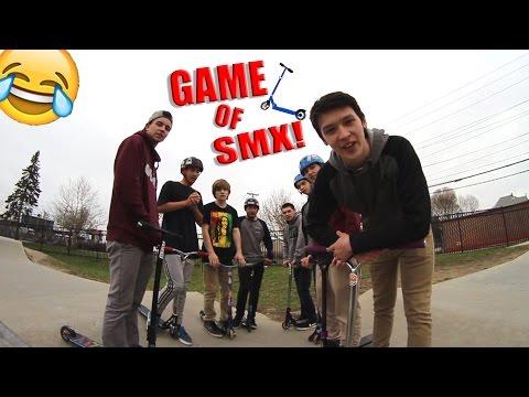 GAME OF SMX | Locals VS Non Locals